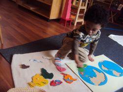Preschooll in vancouver montessori